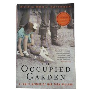 Other - The Occupied Garden - WWII Holland PB book